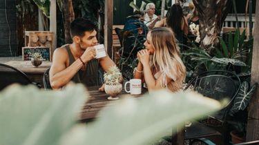 Vakantie liefde naar lange afstandsrelatie