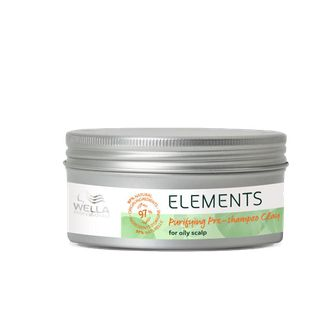 pre-shampoo clay