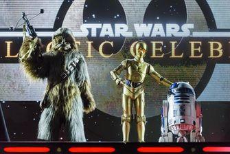 Star Wars Celebration Disneyland Paris