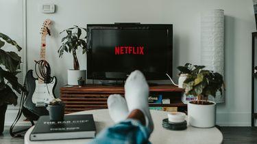 Netflix, persoon op bank (netflix film sightless)