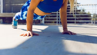 home workout video's HIIT