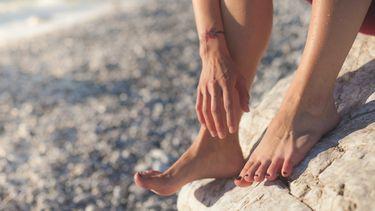 stinkende voeten en schoenen in de zomer tips