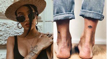 tattoo voetzool