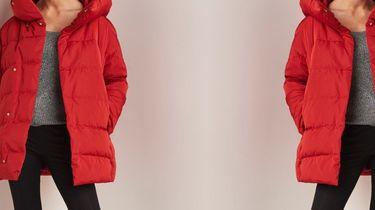 puffer jacket winterjas