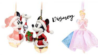 Disney kerstballen