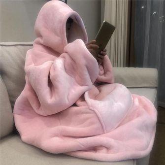 hoodie blanket deken