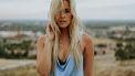blond haar zomer