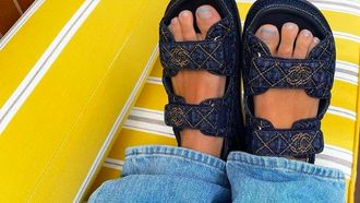 dad sandal