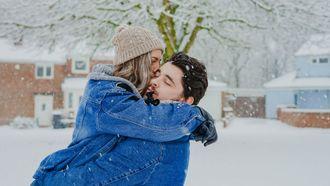 winter relatie opvallen