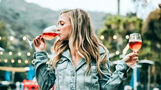 wijn langer leven