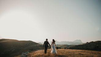 getrouwd stel - huwelijk succes of niet