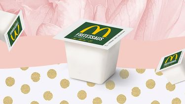 mcdonald's fritessaus