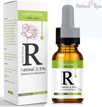 Retinol serum van Lanthome