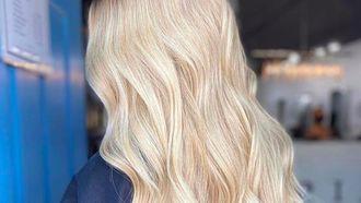 vanilla haarkleur
