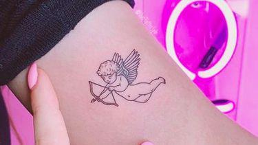 cupido tatoeage