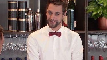 eerste beelden first dates 2018 gemist knappe barman instagram first dates hotel