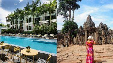 mooiste hotel in de wereld cambodja