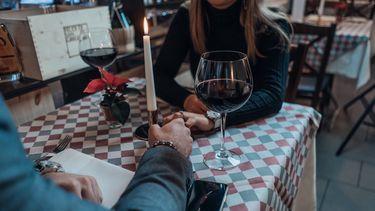 eerste date zenuwachtig