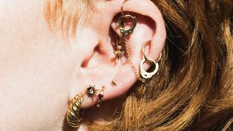 earparty oor vol oorbellen