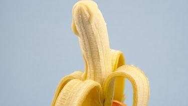 sekslust / banaan seksistisch afgebeeld