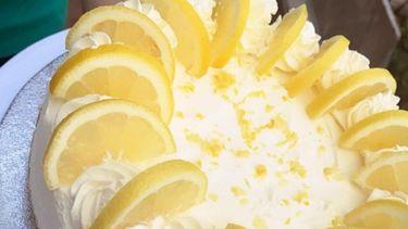Recept citroen kwarktaart