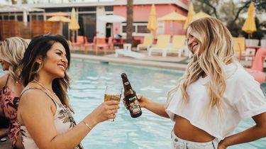 sterrenbeelden feestje vrouw meiden bier biertje drinken herkennen dingen