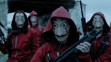 Nieuwe Spaanse Netflix serie La Víctima Número Oche