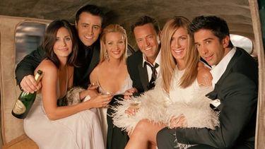 Friends-reünie wordt uitgezonden op deze zender