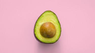 DIY avocado masker