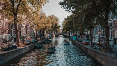 staycation in amsterdam