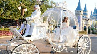 Disney trouwen