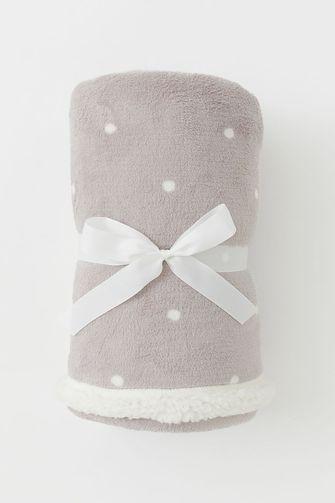 fleece plaid sinterklaas cadeau €20