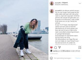Liyah Temptation Island Instagram post