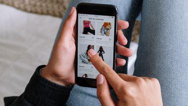 asos online shoppen met alibi (kerst)