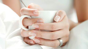 Stoppen met nagelbijten