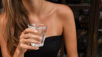 water gezond in plaats van frisdrank