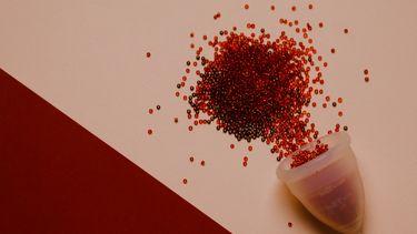 kleur van je menstruatie