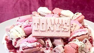 tony's chocolonely taart