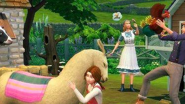 De Sims Landelijk Leven
