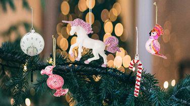 flying tiger kerstballen