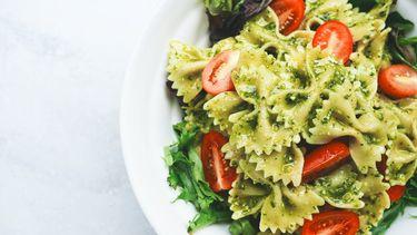 pasta op bord (dit tiktok-account plaatst de lekkerste recepten met de serie Only Pans)