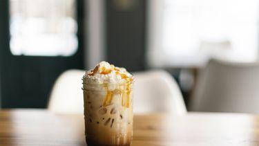 iced biscoff latte recept