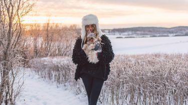 vaker plassen kou winter