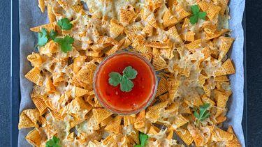 bugles nachos recept