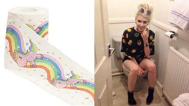 unicorn wc-papier