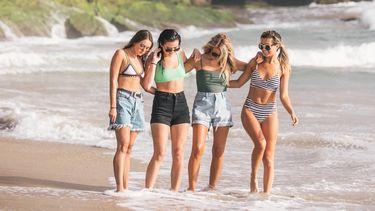 herkenbare momenten vakantie met de meiden