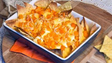 met dit recept voor Oranje Nacho's scoor je punten tijdens het EK
