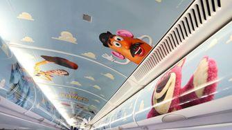 Disney Toy Story vliegtuig