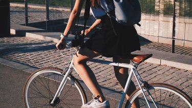 Airbag voor op de fiets
