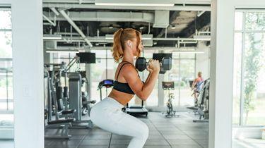 indrukwekkende fitness transformatie